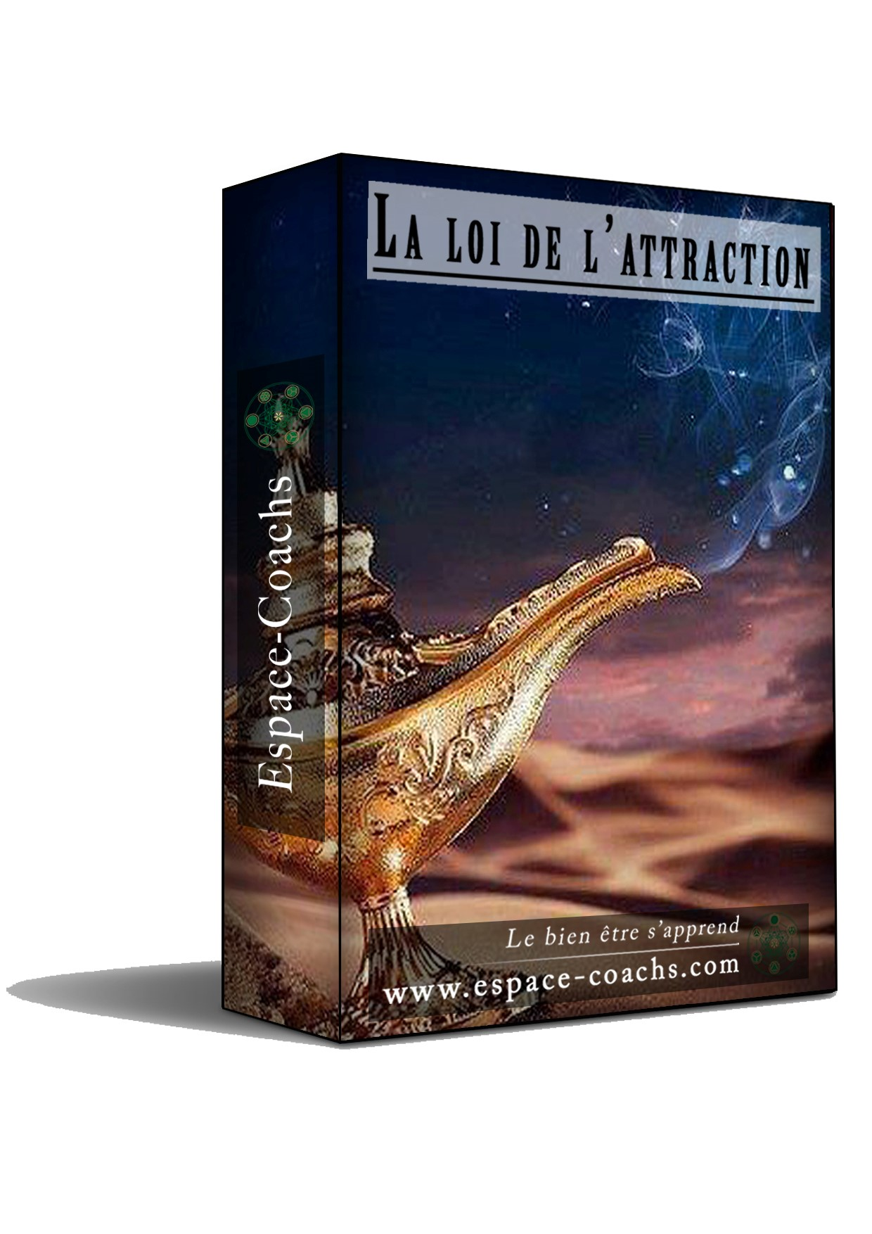 Loi d'attraction box