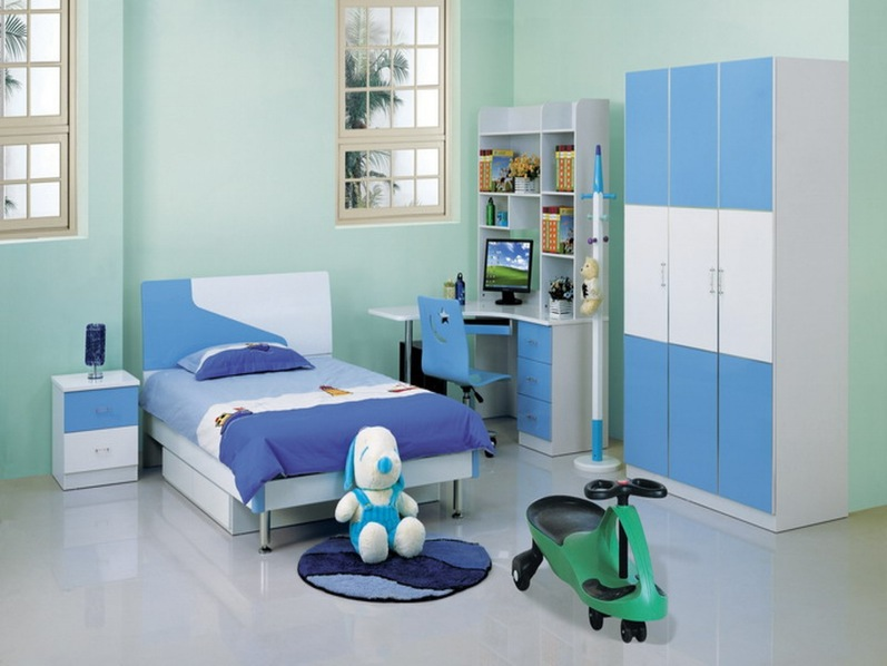 La chambre d'enfant et le feng shui