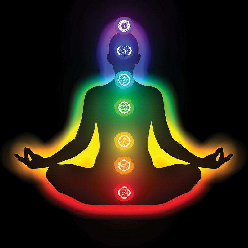 Méditation et chakras