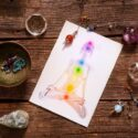 """Focus sur notre formation """"soins des chakras et de l'aura"""""""